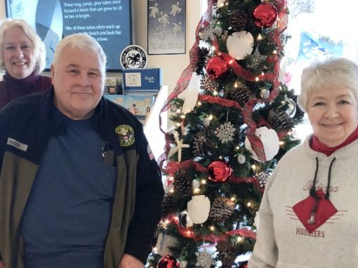 Vics Savannah Christmas 2020 Tybee VIC Staff Assists Couple Celebrating 50th Anniversary