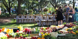 Visit Savannah Hosts VIP Garden Party for Local Influencers