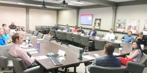 Sports Council Hosts May Advisory Board Meeting