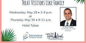 Tybee Talk: Treat Visitors Like Family
