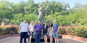 Tour Operators from India Visit Savannah and Tybee Island