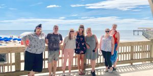 Savannah and Tybee Island Host Media FAM from UK