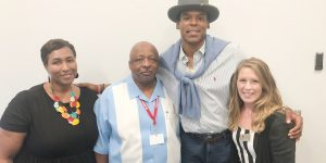 Sports Council Auctions Dinner with Carolina Panther Cam Newton