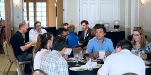 Chamber Hosts Courses & Conversation at The Grand Lake Club