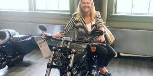 National Sales Manager Calls on Harley Davidson in Milwaukee