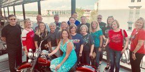 Hospitality Community Hosts Harley Davidson Meeting Planner