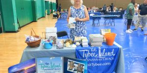 Tybee Island Represented at Fort Stewart Back-to-School Show