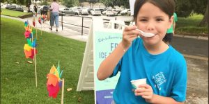 Visit Savannah and Leopold's Host Free Ice Cream Day in Decatur