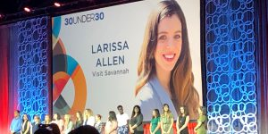 Digital Content Manager Honored as One of 30 Under 30 by Destinations International