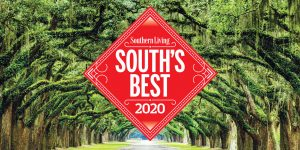 Vote for Savannah and Tybee in Southern Living's 2020