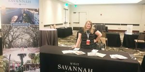Visit Savannah Attends TravelCon 2019