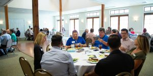 The Grand Lake Club at Southbridge Hosts August Power Hour Luncheon