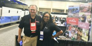 Group Tour & Entertainment Manager Attends Motorcoach Association Conference