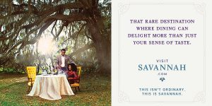 Visit Savannah's Print Campaign Wins Gold Award in Graphis Advertising Annual 2020