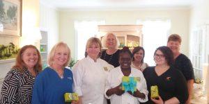 Savannah & Tybee Visitor Center Supervisors Visit Darien