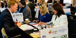 Director of International Sales Attends Brand USA Travel Week
