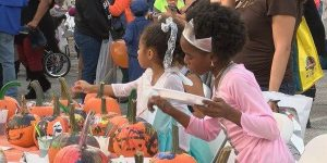 3rd Annual Pumpkin Painting with Police October 17