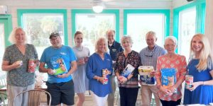 VIC Staffs Tour Tybee to Learn About Attractions and Offerings