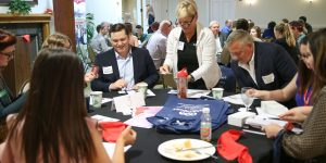 Chamber Hosts Speed Networking at The Grand Lake Club