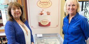 Leopold's Ice Cream Now Available at Main VIC Gift Shop
