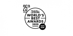 Vote for Savannah in Travel + Leisure's 25th Anniversary World's Best Awards 2020