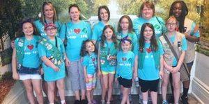 Western Ohio Girl Scouts Visit Juliette Gordon Low Birthplace