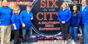 "Savannah Hosts Fall ""Six in the City"