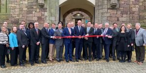 Georgia Southern Cuts the Ribbon on Learning Center in Wexford, Ireland