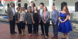 Visit Savannah Hosts Georgia Coast DMO Directors