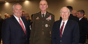 Chamber Hosts Veteran's Day Salute & Military Update Luncheon at Marriott Riverfront