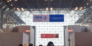 Media Relations Team Travels to NYC for International Media Marketplace