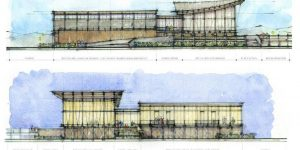 Progress on New Tybee Island Marine Science Center Facility
