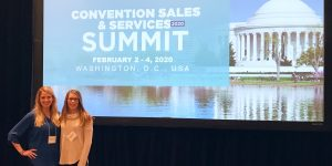 Destination Services Team Attends Destinations International Summit