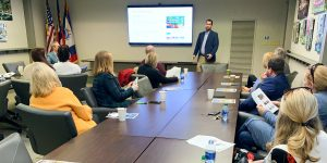 Partners Introduced to New Visit Savannah Ad Sales Rep