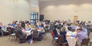 Chamber Holds February Speed Networking at Savannah Tech