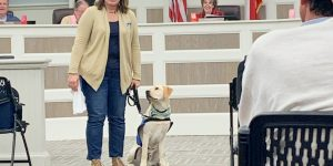 Southeastern Guide Dog Foundation Names Puppy After Tybee Island