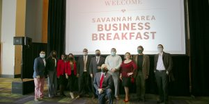 Savannah Business Community Honors Recipients of the 2020 Oglethorpe Award