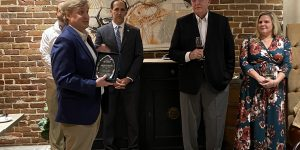 Ambassador of the Year Award Honors Lee McCurry
