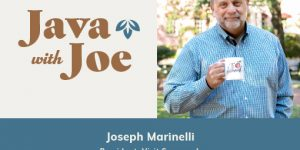 Java with Joe Debuts to Take the Pulse of the Hospitality Community