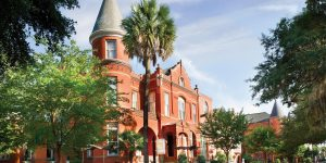 Savannah Spotlight: Mansion on Forsyth Park, Kessler Collection