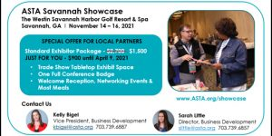 Tour & Travel Council Welcomes ASTA Representatives to Savannah