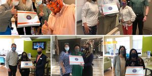 Visit Savannah Sales Team Helped Celebrate Global Meetings Industry Day