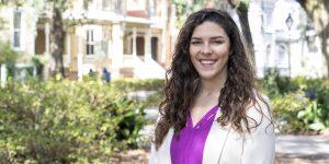 Visit Savannah's Shannon Lowery Receives Destinations International 30 Under 30 Honor