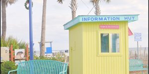 Tybee Island Info Hut Reopens for the Season