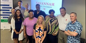 Savannah Chamber Attends Virtual Lunch Presentation with Savannah-Chatham County Public School System