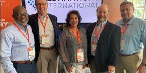 Georgia Tourism Partners Attend Destinations International's Annual Convention