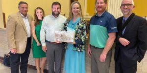 New Irish Consul General Visits Savannah
