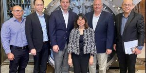 The Thai Trade Center - Miami Visits with Savannah Chamber