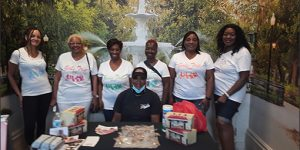 River Street Sweets Shares Treats with Visitors at MLK Visitors Information Center