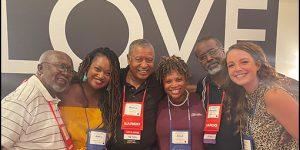 Visit Savannah Sales Team Attends Motorcoach Association Show